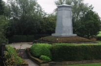The Hanoverian Memorial – Waterloo Battlefield Tour