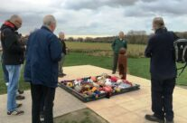 Christmas Truce Monument in Ploegsteert – Armistice Remembrance Tour