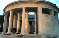 Ploegsteert 'Plugstreet' Memorial to the Missing – Armistice Remembrance Tour