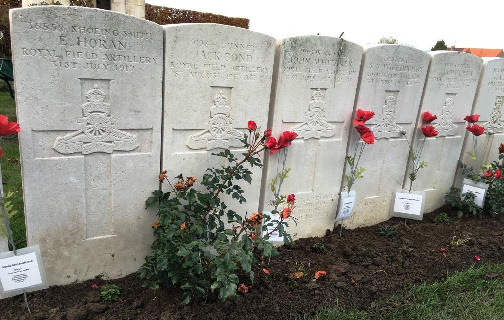 28 Brandhoek New Military Cemetery