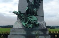 Wounded Eagle Monument – Waterloo Battlefield Tour