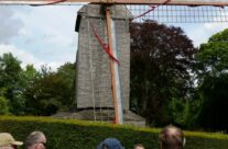 Windmill on top of Mont Cassel – Dunkirk Operation Dynamo Battlefield Tour