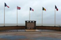 Memorial at Bray Dunes – Dunkirk Operation Dynamo Battlefield Tour