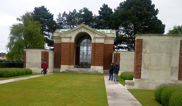 34 Dunkirk Memorial