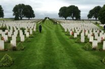 Cabaret Rouge Cemetery – 100th Anniversary of the Somme Battlefield Tour