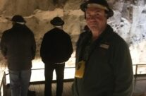 Inside the Wellington Tunnels, Arras – 100th Anniversary of the Somme Battlefield Tour