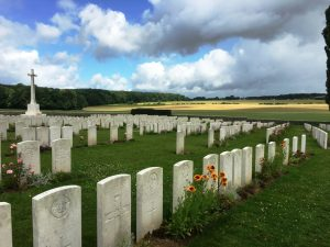 18 Guillemont Road Cemetery