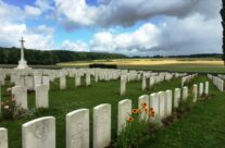Guillemont Road Cemetery – 100th Anniversary of the Somme Battlefield Tour