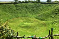 Lochnagar Crater – 100th Anniversary of the Somme Battlefield Tour