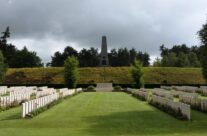 Buttes New British Cemetery – 100th Anniversary of the Somme Battlefield Tour