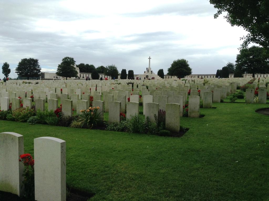 39 Tyne Cot Cemetery