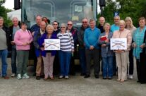 Our terrific group – 100th Anniversary of the Somme Battlefield Tour