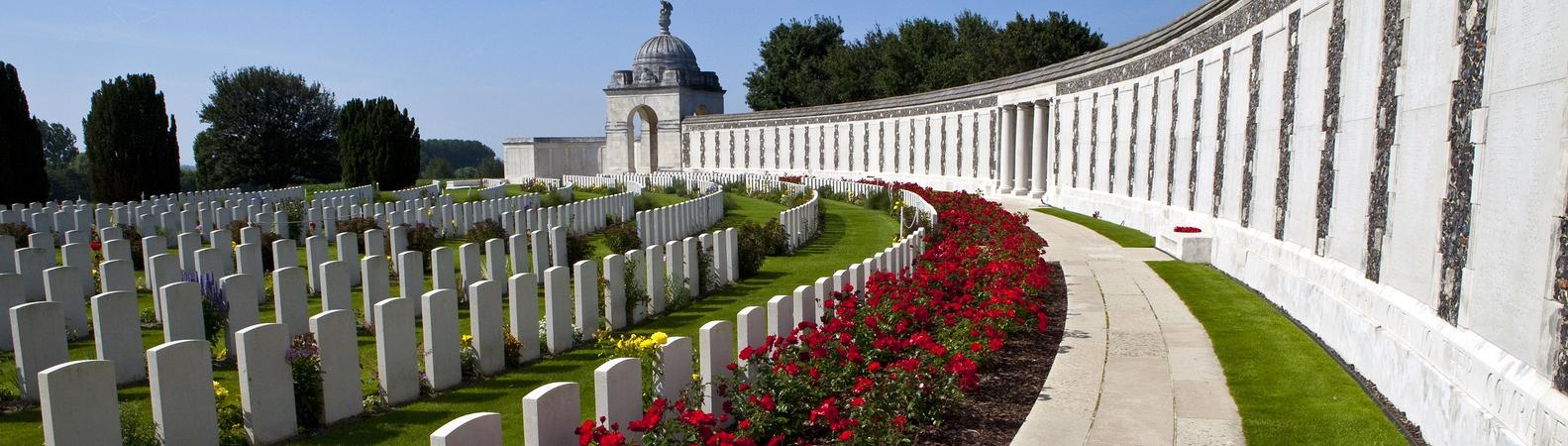 Battle of Passchendaele Tour