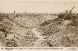 Battles of the Somme – Guillemont