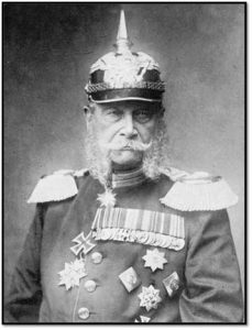 History Wilhelm 1