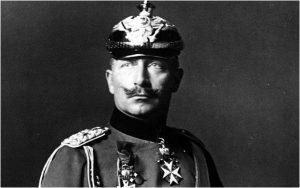 History Wilhelm II
