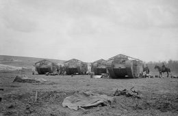 Battles of the Somme – Flers-Courcelette