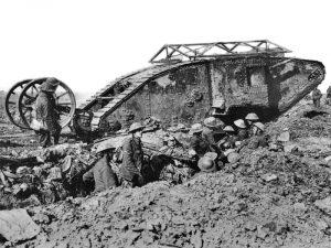 History tank