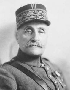 History 1st Ypres Ferdinand Foch