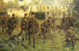 First Battle of Ypres, 1914