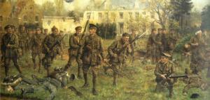 History 1st Ypres Gheluvelt