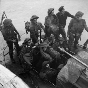 History Dieppe No 3 Commando