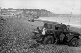 Dieppe Raid – 'Operation Jubilee'