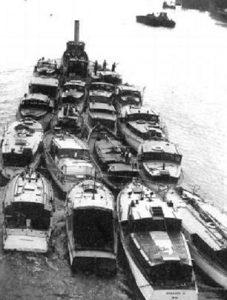 History Dunkirk boats