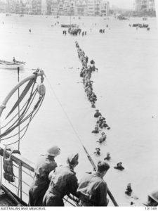 History Dunkirk evacuation
