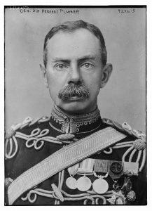 History Herbert Plumer