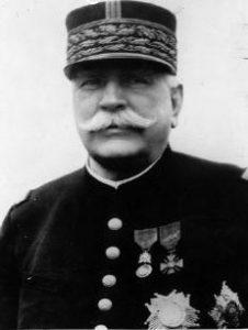 History Joseph Joffre