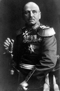 History Mons von Kluck