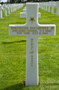 History Normandy Grave