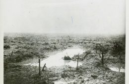 Third Battle of Ypres – Passchendaele, 1917