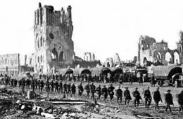 How World War I began