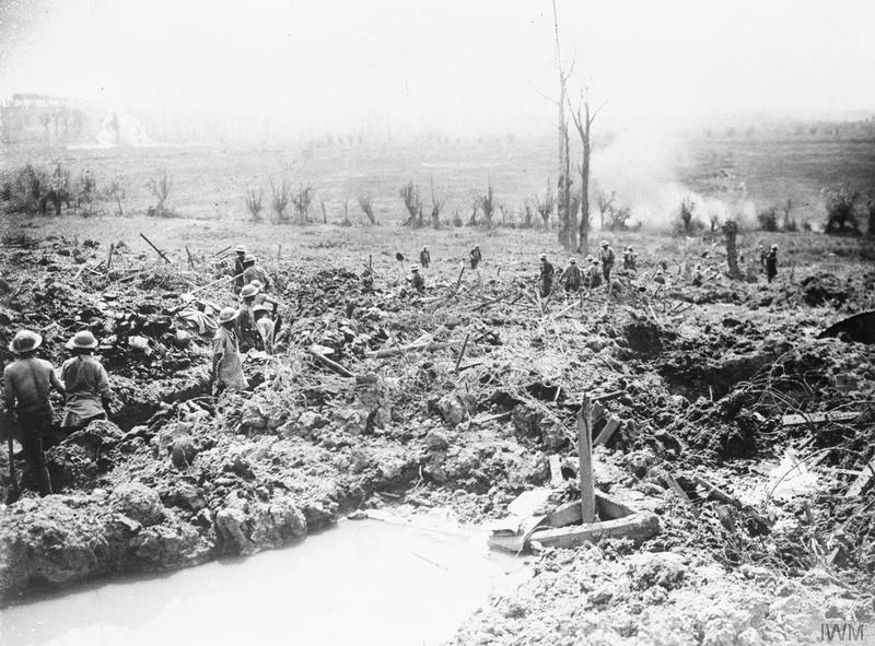 Messines 1917 Rifleman Tours Specialists In World War