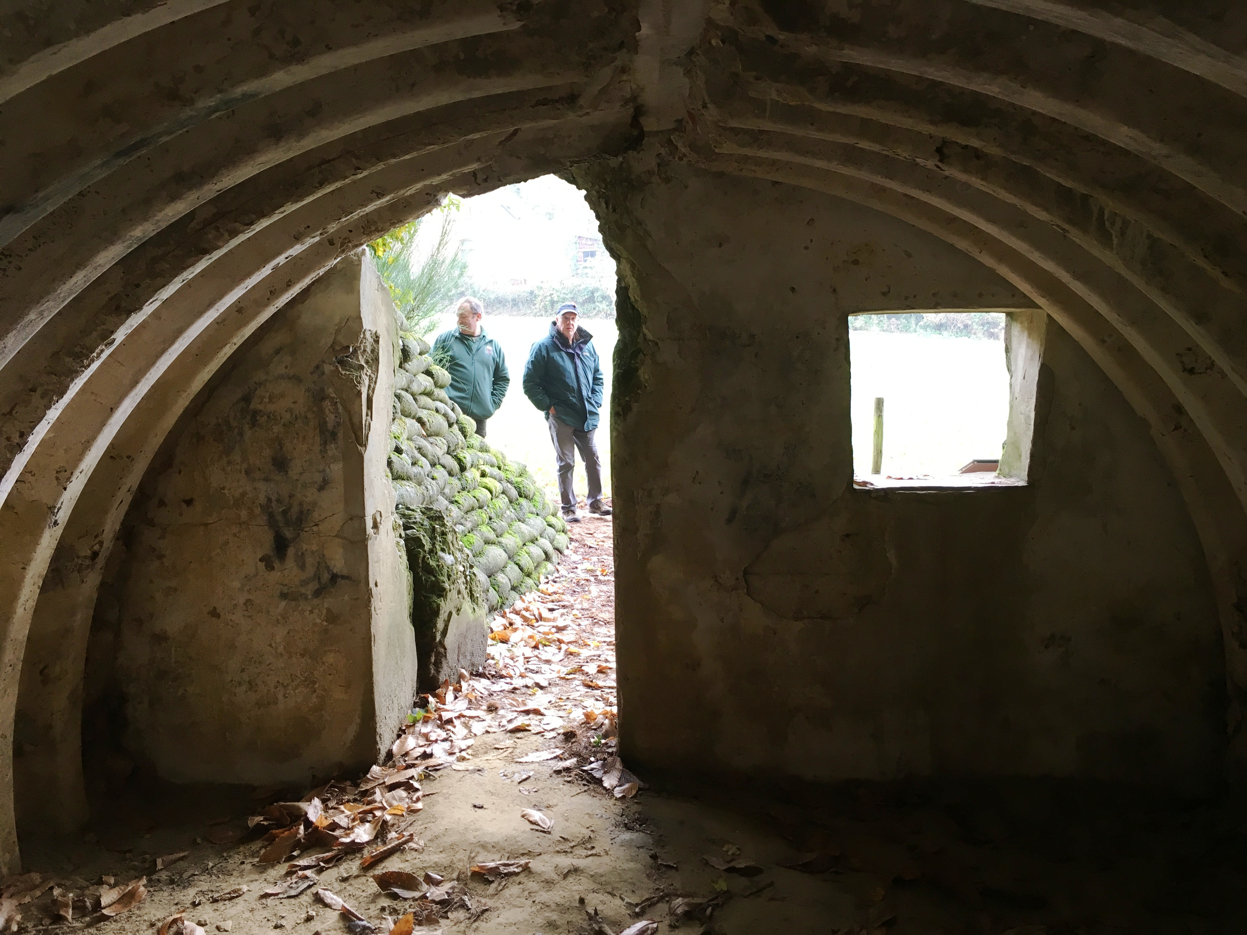 16-lettenberg-bunkers-ypres-salient-view-from-inside-one-of-the-bunkers