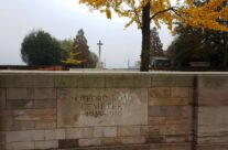 Oxford Road Cemetery, Ypres Salient – 2016 Armistice Day in Ypres and Battlefield Tour