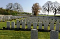 Point-Du-Jour Military Cemetery, Athies – Arras 100 Anniversary Battlefield Tour
