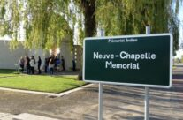 Neuve-Chapelle Indian Memorial – Arras 100 Anniversary Battlefield Tour