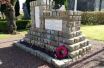 Slouch Hat Memorial to the Australians in Bullecourt – Arras 100 Anniversary Battlefield Tour