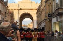 After the Menin Gate Remembrance Ceremony – Passchendaele Anniversary Remembrance Battlefield Tour