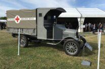 WW1 Belgian Field Ambulance at the Passchendaele Museum – Passchendaele Anniversary Remembrance Battlefield Tour