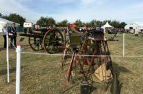 WW1 British Field Artillery at the Passchendaele Museum – Passchendaele Anniversary Remembrance Battlefield Tour