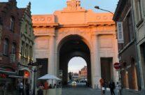 The Menin Gate, Ypres – Passchendaele Anniversary Remembrance Battlefield Tour