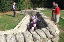 Yorkshire Trench – Passchendaele Anniversary Remembrance Battlefield Tour