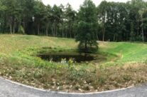 The Caterpillar Crater – Passchendaele Anniversary Remembrance Battlefield Tour