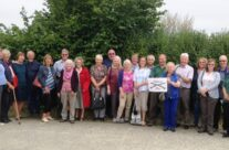Traditional Group Photo – Passchendaele Anniversary Remembrance Battlefield Tour
