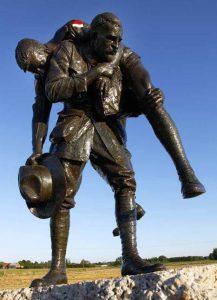 Cobbers-Memorial-Fromelles