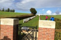 Beaumont Hamel British Cemetery, Somme and Ypres Battlefield Tour
